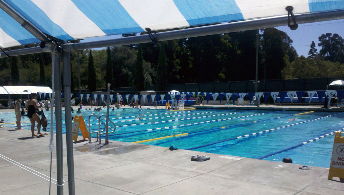 Mills College Swimming Pool Public Hours